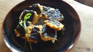 森の唱農園 玄米麺のおやき