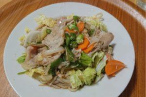 玄米麺かたやき風